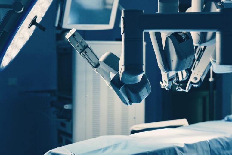 ρομποτική χειρουργική παχυσαρκίας
